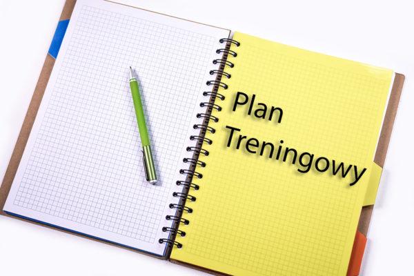 jak ułożyć plan treningowy