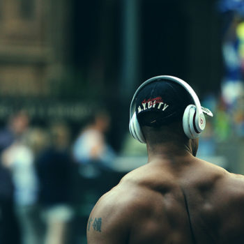 Muzyka na siłownie
