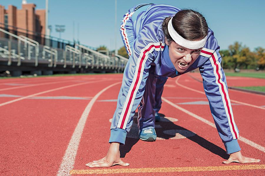 uzaleznienie od treningu