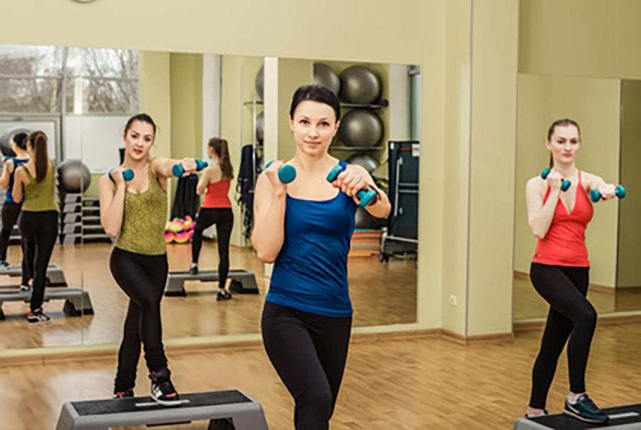 Aerobic i fitness dlaczego ?