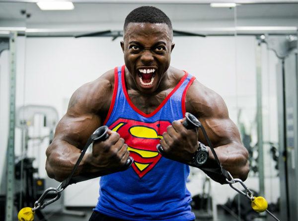 Dlaczego nie mam pompy mięśniowej i nie czuje mięśni?