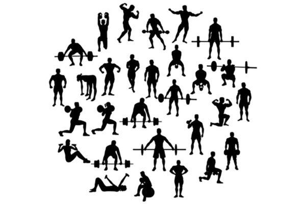 Najlepsze ćwiczenia dla początkujących do wykonywania na siłowni