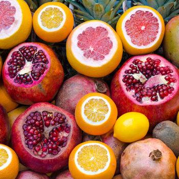 Czy wiesz że nadmiar jedzonych owoców może szkodzić?