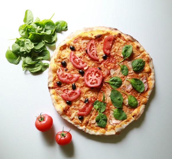 pizza na mase mięśniową - przepis